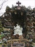 Image for Stations of the Cross, Grotto Shrine - Rudolph, WI