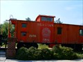 Image for Seaboard Coast Line Caboose  5241, National Railroad Museum, Hamlet, NC