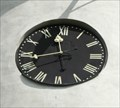 Image for Castle Clock - Usov, Czech Republic
