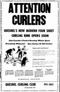 Image for Quesnel Curling Centre - Quesnel, BC