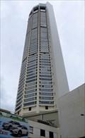 Image for Menara KOMTAR Tower - George Town - Penang, Malaysia.