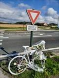 Image for Ghost bike - Wimereux, France
