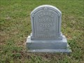 Image for Edward Olorus Olson - Four Mile Cemetery - Mabank, TX