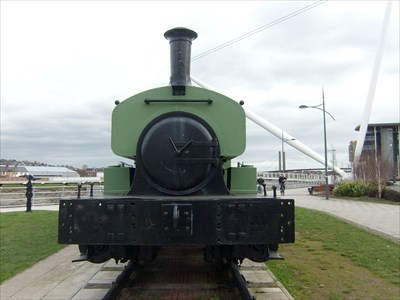 Andrew Barclay 0-4-0 Steam, No.1260, Built 1911