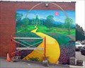 Image for Wizard of OZ Mural,Burnsville, NC