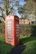 Image for Red Telephone Box - Peatling Magna, Leicestershire, LE8 5UQ