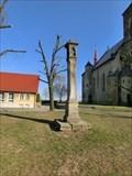 Image for Wayside shrine - Charvatce u Martinevsi, Czech Republic
