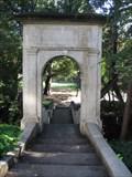 Image for UC Berkeley Stairway arch - Berkeley, CA