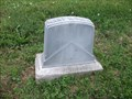 Image for Mary M. Davis - Indian Creek Hill Cemetery - rural Montgomery County, IN