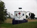Image for World's Largest Teapot - Navasota, TX