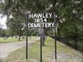 Image for Hawley Cemetery - Matagorda County, TX