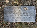 Image for John T. Dill (1762 - 1845) - Old Newtown Friends Burial Ground - Oaklyn, NJ