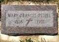 Image for 100 - Mary F. Petzel - Salem, Oregon