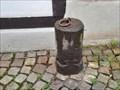 Image for Anbindepfosten vor der alten Schmiede - Brühl, NRW, Germany