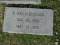 Image for B. Dan Blocker