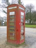 Image for Red Phone Box - Wiston - Pembrokeshire, Wales, Great Britain.