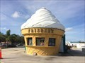 Image for Ice Cream Cone Building - Mims, Florida