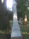 Image for Elizabeth Mayer - William Ganong Cemetery - Westland Michigan