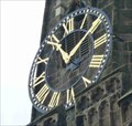 Image for Clock, St John the Baptist, Bromsgrove, Worcestershire, England