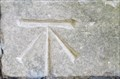 Image for Cut Bench Mark, St Mary's Church, Crundale, Kent