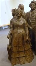 Image for Elizabeth Cady Stanton - Seneca Falls, NY