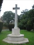 Image for Cross of Sacrifice - Southampton Municipal Cemetery, Hant's