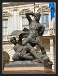 Image for Amadeus VI, Count of Savoy (Amedeo VI di Savoia) - piazza Palazzo di Città, Turin, Italy