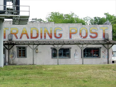 Arrowood Trading Post - Route 66 - Catoosa