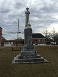 Image for Confederate Dead Memorial - Greenville, AL