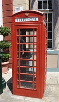 Image for Palace Theater Red Telephone Box