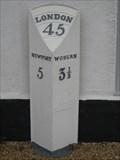 Image for Wavendon Road   A5130  - Milestone