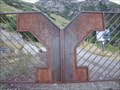 "Image for Trail to the ""Y"" Gate - Provo, Utah"