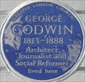 Image for George Godwin - Brompton Road, London, UK