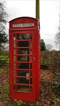 Image for Red Telephone Box - Pump Lane - Shenton, Leicestershire