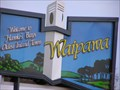 Image for Welcome to Waipawa. Hawkes Bay,  New Zealand.