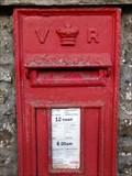 Image for Mynydd Eglwysilan - Postbox - Eglwysilan, Caerphilly, Wales