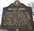 Image for Walker Daniel, First Atty. Gen. of Ky. District, Danville, Ky