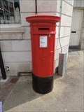 Image for Victorian Post Box - Bath Passage, Kingston upon Thames, UK