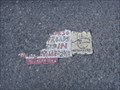 Image for SW Broadway and Yamhill Toynbee Tile - Portland, OR