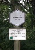 Image for Chateau de Resteigne - Tellin - Belgique. 180m
