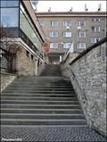 "Image for ""Pod Šancemi"" stairways - Louny (North Bohemia)"