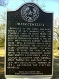 Image for Chalk Cemetery