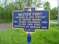 Image for ONLY Double Pallisaded Fort in NY State - Shelby, NY