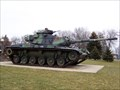 Image for M60 Patton tank--Frankenmuth, Michigan, USA