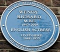 Image for Wendy Richard - Shepherd Street, London, UK