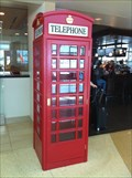 Image for Brit Phone Booth - San Jose, California