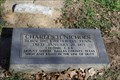 Image for Charles H. Nichols -- Pioneer Cemetery, Dallas TX