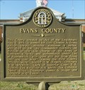 Image for Evans County - GHM 054-1 - Claxton, GA