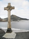 Image for Historic Marker #19 Cross at Hut Point, Ross Island