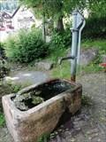 Image for Handpumpe 'Kirchweg' - Enzklösterle, Germany, BW